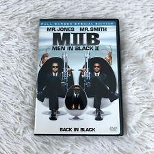 Men In Black Ii 2 Dvd Full Screen Special Edition