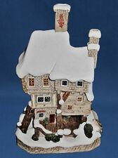David Winter Cottage BILL & NANCY'S HOUSE #1054 *NIB* Beautiful Piece*