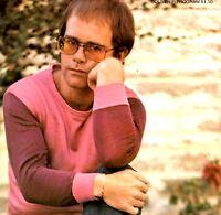 ELTON JOHN 1972 HONKY CHATEAU TOUR CONCERT PROGRAM BOOK BOOKLET / NMT 2 MINT