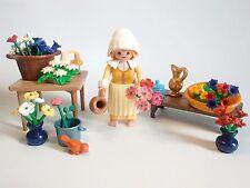 PLAYMOBIL Florista, Belén, Navidad, Christmas, Casa, House, Floristeria, Flower
