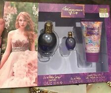 TAYLOR SWIFT WONDERSTRUCK 3PC GIFT SET 1.0OZ 30ml EDP SPRAY Women Parfum perfume