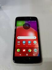 New listing Motorola Moto E4, Xt1767,16Gb,Black,Locked Verizon,Good Condition : Aa264