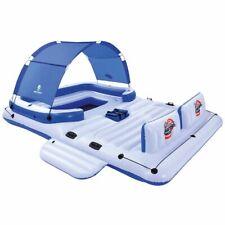 Bestway Badeinsel Schwimmliege Pool Liege Lounge Luftmatratze Wasserliege