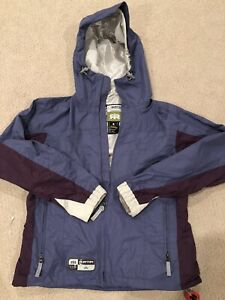 New! Women's Small Burton Purple Ski/Snowboard Jacket