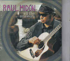 Raul Midon-All The Answers cd single sealed