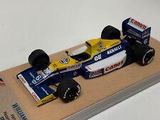1/43 Tameo Williams FW13 Renault 1989 F1 Season Riccardo Patresse  A1123
