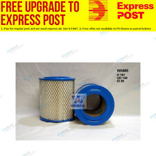 Wesfil Air Filter WA985 fits Ford Courier PD 2.5 D 4x4,PD 2.5 D