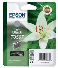 Cartuchos de tinta negro original para impresora Epson