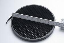 Honeycomb Rundwabe Wabe 16,8 cm Durchmesser 60° für Standardreflektoren wie Bron