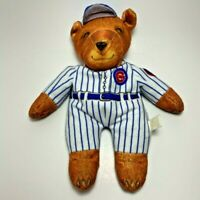 Vintage Chicago Cubs Teddy Beanie Baby - Great Condition!