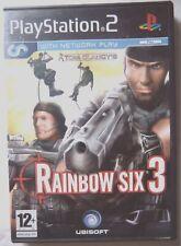 65097 Rainbow Six 3 - Sony PS2 Playstation 2 (2003) SLES 52288