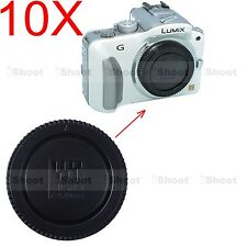 10x Camera Body Cover Cap for Olympus PEN E-PL3 E-PL5 E-PL6 E-PL7 E-PM1 E-PM5