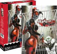Harley Quinn & Joker 500 Pièce Puzzle 480mm x 350mm (NM)