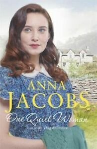 NEW One Quiet Woman By Anna Jacobs Paperback Free Shipping