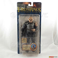 Lord of the Rings Return of the King Gothmog Morannon Orc Commander - yellowed