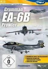 GRUMMAN EA 6B PROWLER ADDON für Microsoft Flight Simulator X 2004 Gruman NEU