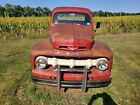 1952 Ford F3  1952 Ford F3 Barn Find - Motor is loose, have not attempted to start - complete
