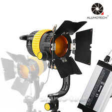 50W LED High CRI 5500/3200K Portable Spotlight For Camera Video Continuous Lit