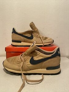 Nike Vintage Equator Sneakers Runner 80s Made In USA Rare Deadstock 70s