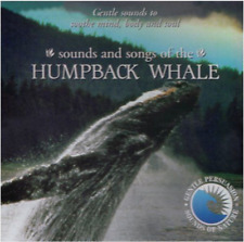 Sounds & Songs of the Humpback Whale (Audio CD) FREE SHIPPING LNC