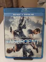 The Divergent Series: Insurgent (Blu-ray Disc, Digital Copy, 2015)