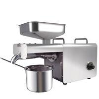 Machine de presse à huile automatique Extracteur d'huile d'Arachide de sésame