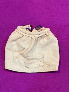 Barbie & Rockers white Faux Leather Mini Skirt. Auction Special ⭐️⭐️⭐️