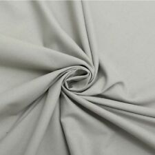 Tessuti e stoffe grigio con fodera per hobby creativi 100% Cotone