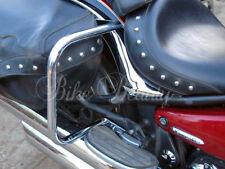 K) Kawasaki Vulcan VN2000 Rear Crash Bars Guards Saddle Protectors