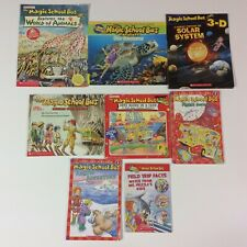 Magic School Bus 8 Picture Book Lot