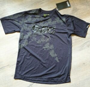 Evoc Short Sleeve Cycling Jersey  Size Small. Defects-