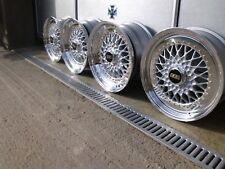 BBS RS 3teil.7x17et45 u. 8x17et35 LK. 4x100 / 5x114,3 Mazda MX5 ab Bj. 2005