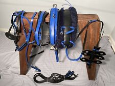 ***Leaders Worldwide Inc*** Tech Trotting Harness For Full in Blue ~