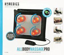 Homedics All Body Massage Pro Cordless Shiatsu Massager with Heat SP-127H-GB New