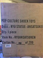 P C S EXCLUSIVE ANSATSUKEN RYU 1/4 STREET FIGHTER STATUE  sideshow.bowen