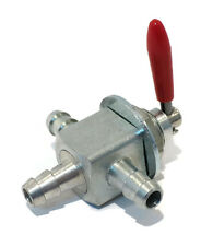 GAS FUEL SHUT-OFF VALVE Two-Way for Zero Turn Lawn Mower ZTR Garden Tractor