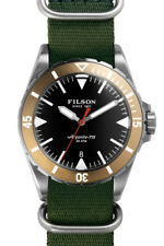 Filson by Shinola Dutch Harbor 300M Diver Men's Watch Made in USA F0120001748