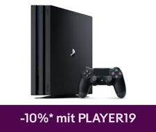 Sony PS4 Pro 1TB inkl. Controller