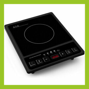 Piastra a Induzione Portatile per Friggere Cottura Fornello Elettrico