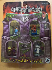 Wizkids Creepy Freaks - School Starter Box #2 (MIB)