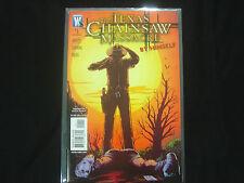 Texas Chainsaw Massacre Wildstorm DC comics By Himself one shot 1st print