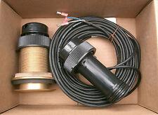 Raymarine ST60 Bronze Retractable Thru Hull Depth Transducer B17 M78717