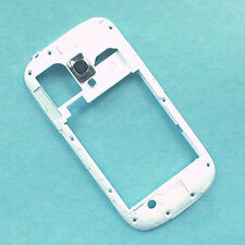 100% Genuine Samsung Galaxy S3 mini i8190 rear chassis+camera lens+antenna White