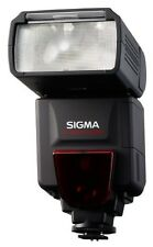 Sigma EF610 DG Super Shoe Mount Flash for Nikon   BRAND NEW   UK STOCK
