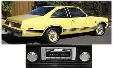 USA-630 II* 300 watt 1977-1979 Chevy Nova AM FM Stereo Radio iPod USB Aux inputs