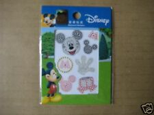 Disney MICKEY MOUSE Cellphone Case Glitter Sticker