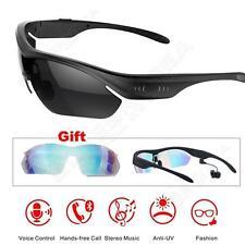K2 Polarized Sunglasses Anti-Reflective headset Bluetooth Call,Voice Control F1