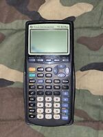Texas Instruments TI-83 Plus Graphing Calculator Tested Okay Condition
