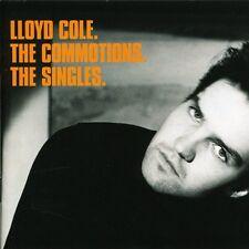 Lloyd Cole, Lloyd Cole & Commotions - Singles [New CD]