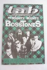 TAB Magazine 1994 Bosstones, King Dapper Combo, Fury in Slaughterhouse, Superfly